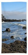 Rock Beach Bath Towel