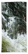 Rock Tumbler Bath Towel