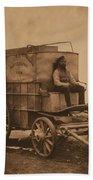 Roger Fentons Photographic Van Bath Towel