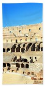 Rome Coliseum Bath Towel