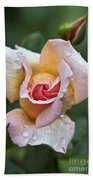 Rose Flower Series 11 Bath Towel