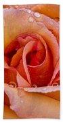 Rose Flower Series 8 Bath Towel