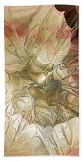 Rose Petal Highway Bath Towel