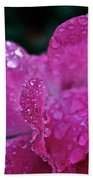 Rose Water Beads Bath Towel
