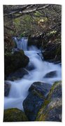 Rushing Bath Towel