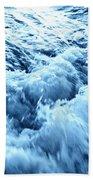 Ice Cold Water Bath Towel