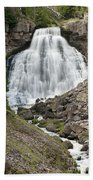 Rustic Falls Yellowstone Hand Towel