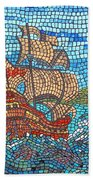 Sailing Home Bath Towel