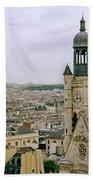 Saint Etienne Du Mont Bath Towel