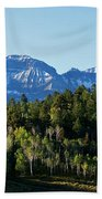 San Juans Colorado Bath Towel