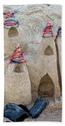 Sand Castle Bath Towel