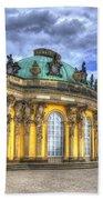 Schloss Sanssouci     Berlin Bath Towel