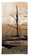 Sea Cloud II Bath Towel