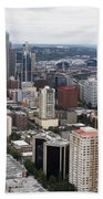 Seattle From The Needle Bath Towel