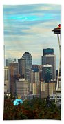 Seattle Bath Towel