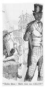 Secession Crisis, 1861 Bath Towel