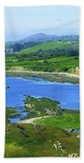 Sheeps Head, Co Cork, Ireland Headland Bath Towel