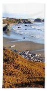 Shores Of Oregon Bath Towel