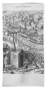 Siege Of Orleans, 1428-1429 Bath Towel