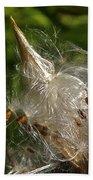 Silky Milkweed Bath Towel