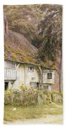 Six Bells Hollingbourne Kent  Bath Towel