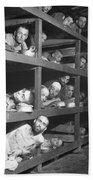 Slave Laborers In A German Bath Towel