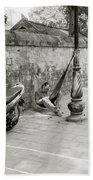 Sleeping In Hanoi Bath Towel