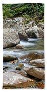 Smoky Mountain Streams Bath Towel
