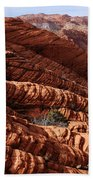 Snow Canyon 2 Bath Towel