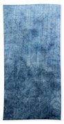 Soft Blue Bath Towel