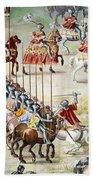 Spain: Higueruela, 1431 Bath Towel