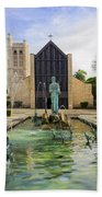 St. Andrews Cathedral Bath Towel