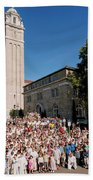 St James Cathedral 2007 Bath Towel