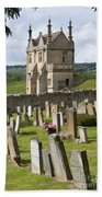 St James Church Graveyard Bath Towel