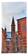 St. Paul's Episcopal Cathedral Bath Towel