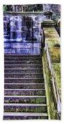 Stairway In Time Bath Towel