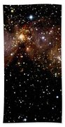 Star Forming Regions Bath Towel