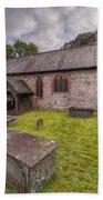 St.dyfnog's Church Bath Towel