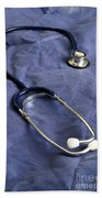 Stethoscope Bath Towel