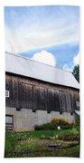 Stone Cottage Barn Bath Towel