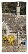 Stone Cottages Bath Towel