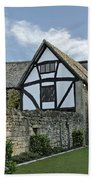 Stone Cottages In Broadway - Gloucestershire Bath Towel