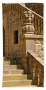 Stones And Stairs Bath Towel