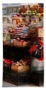 Store - Ny - Chelsea - Fresh Fruit Stand Bath Towel