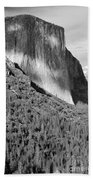Storm Over El Capitan Bath Towel