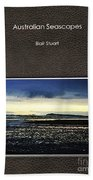 Stormy Morning Series Photobook Bath Towel