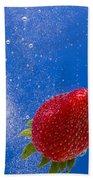 Strawberry Soda Dunk 4 Bath Towel