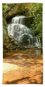 Stream To The Falls Bath Towel