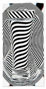 Striped Water 2 Hand Towel