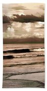 Summer Afternoon At The Beach Bath Towel